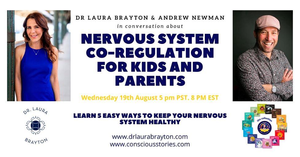 Nervous System Co-Regulation for Kids and Parents